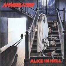 Annihilator - Alice in Hell [New CD] Holland - Import