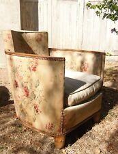 Paire de fauteuil Art Déco