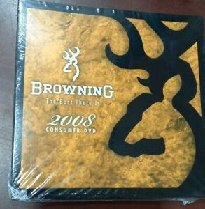 BROWNING FIREARMS THE BEST THERE IS - 2008 CONSUMER DVD