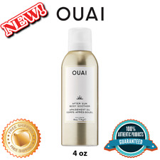 Ouai After Sun Body Soother, Limited Edition, 100% Authentic, Free Ship (4 oz)