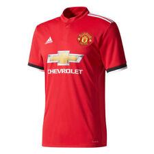 Maglie da calcio di squadre inglesi rossa del Manchester United taglia L