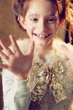 BONPOINT Kids Musky Beige Cachemire Veste sans manches gilet 2 ans