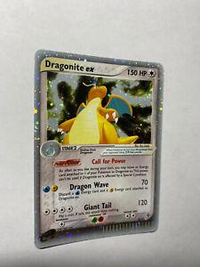 Dragonite EX 90/97 Pokémon Card Holo Ultra Rare