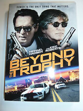 Beyond the Trophy DVD crime drama movie 2014 Michael Madsen & Eric Roberts NEW!
