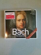 BACH: THE ESSENTIALS NEW CD SPECIAL FOLLE JOURNEE 2009 HARMONIA MUNDI 2 CDS