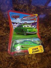 Disney Pixar Cars Race O Rama Edwin Kranks #72 Rare