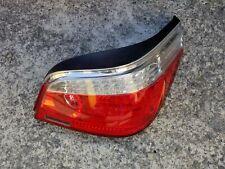 BMW E60 08-10 528i 535i 550i Right rear taillight quarter panel OEM 6321 7180516
