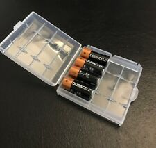 Lady LR1 MN9100 Duracell Batterien 4 Stück Typ MN 9100 LR1 inclusiv Transportbox