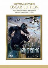 DVD KING KONG v. Peter Jackson, Naomi Watts, Adrien Brody ++NEU