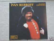 Ivan REBROFF - Perestroika Glasnost / 89er NEUWARE, new, OVP, still sealed LP !!