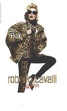 PUBLICITE ADVERTISING  2012  ROBERTO CAVALLI GYM haute couture