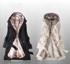 Lady Women Thicken Warm Winter Coat Hood Parka Overcoat New Jacket Outwear