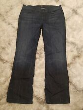 7 for all mankind high waist bootcut size 32