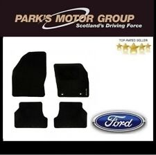 Genuine Ford Focus MK2 2004-2010 Front & Rear Carpet Mats. New, 1324714