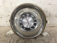 1950 Chevy Deluxe Speedometer OIL TEMP AMPS GAS Instrument & Gauge Cluster OEM
