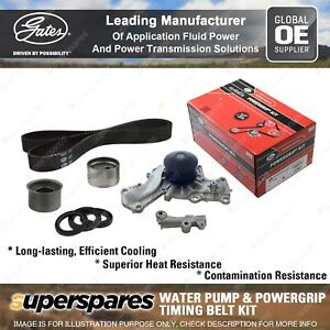 Gates Water Pump & Timing Belt Kit for Mitsubishi Pajero NS NT NW NM NP