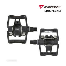 Time LINK Dual-Sided Platform/Clipless Bicycle Pedals