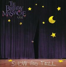 THE BIRTHDAY MASSACRE - SHOW AND TELL   CD NEW!
