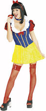Snow White Women Costume- Medium ( Size 10-12 ) 56102
