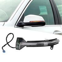Izquierda para BMW F10 F07 F06 F12 F13 F01 LCI LED de luces de señal de vuelta Mirror Glass