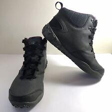 HiTec Cherubino Mid Women's Hiking Boot's Size 8.5 US Waterproof VIBRAM Blk/Purp