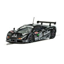 NEW Scalextric McLaren F1 GTR n.59 LeMans 1995 LEGENDS 1/32 Slot Car FREE SHIP!