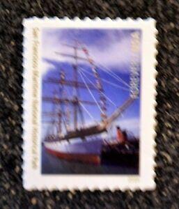 2016USA #5080g Forever National Parks Centennial San Francisco Maritime Historic