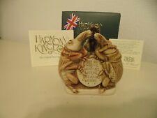 Harmony Kingdom See No Weevil Uk Made Box Figurine