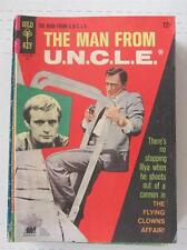 The Man From U.N.C.L.E. (Gold Key) 13 FN  SKU7943 40% Off!