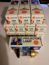 General Electric CAR Projector Lamp Bulb 150W 120V