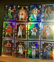 2017-18 Donruss Optic Basketball Parallels Holo Silver (You Pick) 1-150 Base