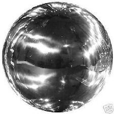 EDELSTAHLKUGEL ca 100 mm glänzend Edelstahlkugeln 10 cm