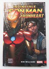 Invincible Iron Man Ironheart Vol. 1 Marvel Graphic Novel Comic Book