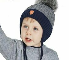Baby Hats Caps Bonnet Cotton Casual Patchwork Kids Beanies Head Warm Accessories