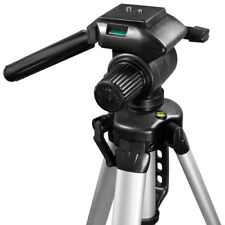 Barska Deluxe Tripod Extendable to 63.4 Inch w/ Rubber Feet & Case, AF10374