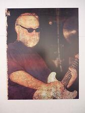 John Fahey Guitarist 12x9 Coffee Table Book Photo Page