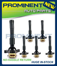 6PCS Ignition Coil on Plug For BMW 323Ci 323i 325Ci 2.5L L6 M3 M5 X5 UF354