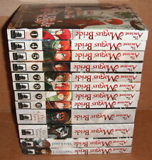 The Ancient Magus' Bride Vol 1,4,5,6,7,8,9,10 + More Manga English