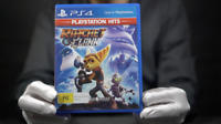 Ratchet & Clank PS4 Game Boxed - 'The Masked Man'