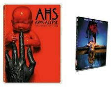 "American Horror Story Season 8 ""Apocalypse"" and 9 ""1984"" (6 Disc DVD Set) NEW"