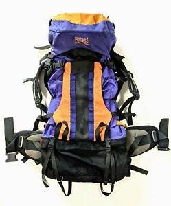 Vtg 90's Dana Design ArcFlex Alpine Hiking Mountain Backpack Medium 5000cu