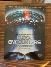 Close Encounters of the Third Kind (Dvd, 2001, 2-Disc Set, Collectors Edition)