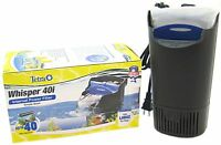 Tetra Whisper In-Tank Power Filter PF-40i (Fish Tank Aquariums 20-40 Gallons)