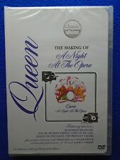 ~ Queen ~ He Making Of A Night At The Opera Dvd ~ 2005 ~ New! Sealed ~
