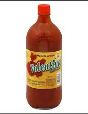 Valentina Mexican Hot Sauce Salsa Picante 34 oz