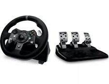 Logitech G920 Driving Force Wheel and Pedals for Xbox One & PC - Bargain