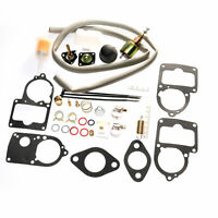 For Vw Solex Carb Rebuild Kit With Floats 28/30/34 Pict-3 Bug Radke #700