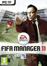 FIFA Manager 11-PC-brand new & factory sealed