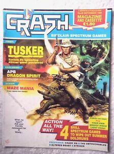 60394 Issue 68 Crash Magazine 1989