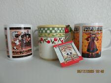 Mary Engelbreit Mugs (Set Of 3) (Retired)